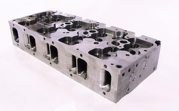 No Limit MFG Duramax Recast Cylinder Head Solid