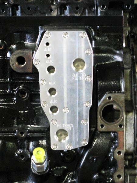 Ford Dealer Locator >> Cummins 5.9 Non Common Rail High Capacity Remote Filter ...